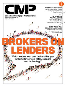 2016 Canadian Mortgage Professional September issue (available for immediate download)