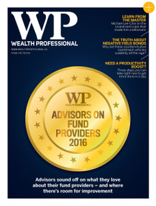 2016 Wealth Professional October issue (available for immediate download)