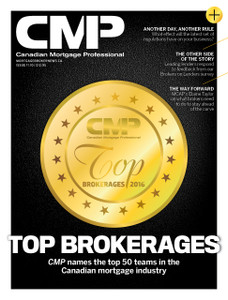 2016 Canadian Mortgage Professional October issue (available for immediate download)