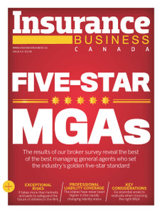 2016 Insurance Business October issue (available for immediate download)