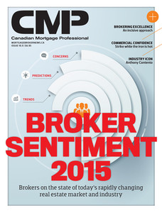 2015 Canadian Mortgage Professional March issue (available for immediate download)