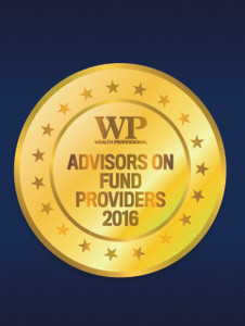 2016 WP Advisors on Fund Providers (available for immediate download)