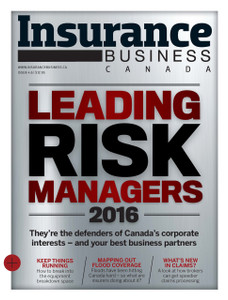 2016 Insurance Business December issue (available for immediate download)