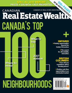 2016 Canadian Real Estate Wealth November issue (available for immediate download)
