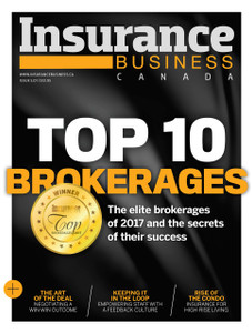 2017 Insurance Business January issue (available for immediate download)