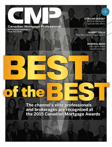 2015 Canadian Mortgage Professional May issue (available for immediate download)