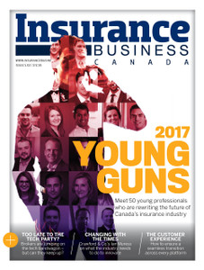 2017 Insurance Business April issue (available for immediate download)
