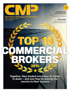 2015 Canadian Mortgage Professional August issue (available for immediate download)