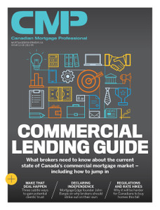2017 Canadian Mortgage Professional August issue (available for immediate download)
