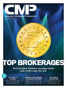 2017 Canadian Mortgage Professional October issue (available for immediate download)