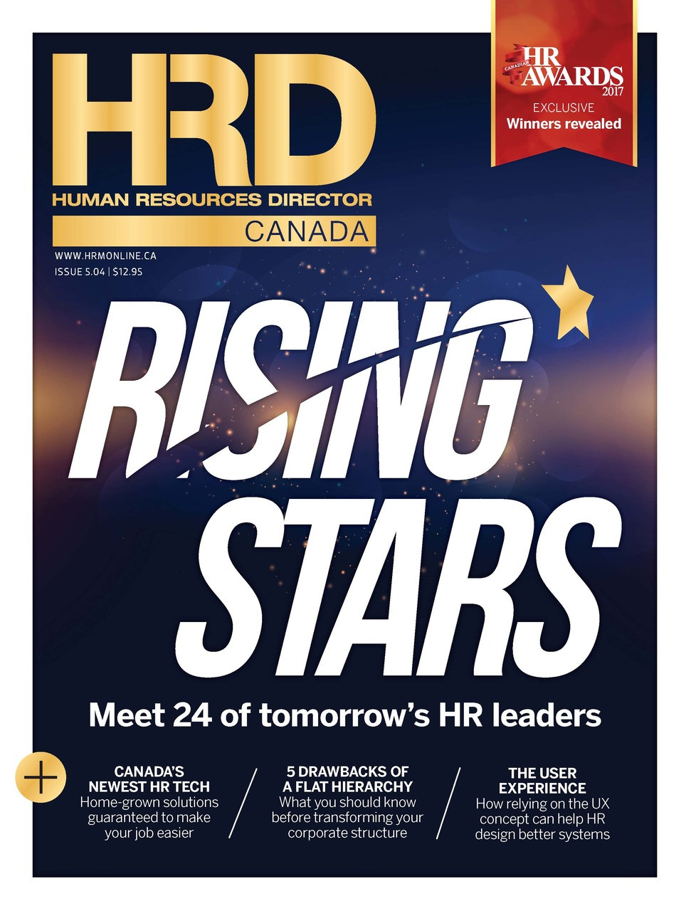 2017 Human Resources Director November issue (available for immediate  download)
