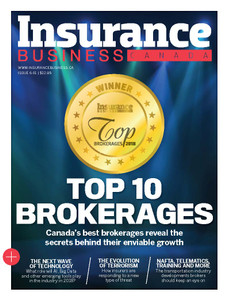 2018 Insurance Business January issue (available for immediate download)