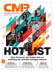 2018 Canadian Mortgage Professional January issue (available for immediate download)