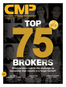 2018 Canadian Mortgage Professional April issue (available for immediate download)