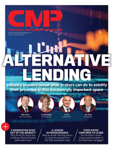 2018 Canadian Mortgage Professional JUNE issue (available for immediate download)