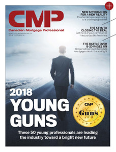 2018 Canadian Mortgage Professional JULY issue (available for immediate download)