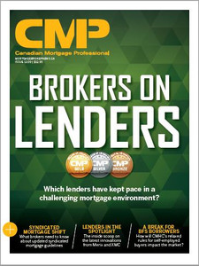 2018 Canadian Mortgage Professional September  issue (available for immediate download)