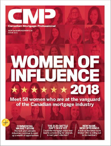 2018 Canadian Mortgage Professional November issue (available for immediate download)