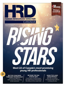 2018 Human Resources Director November issue (available for immediate download)