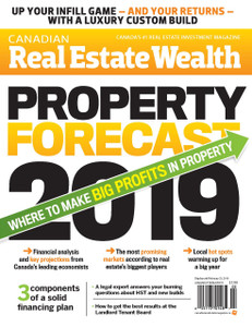 2018 Canadian Real Estate Wealth December issue (available for immediate download)