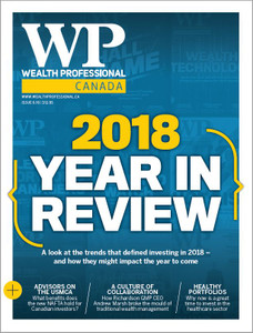 2018 Wealth Professional December issue (available for immediate download)