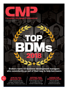 2018 Canadian Mortgage Professional December issue (available for immediate download)
