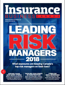 2018 Insurance Business 6.06 issue (available for immediate download)