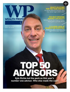 2019 Wealth Professional January issue (available for immediate download)