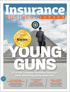 2018 Insurance Business 7.01 issue (available for immediate download)