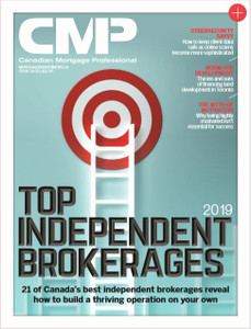 2019 Canadian Mortgage Professional February issue (available for immediate download)
