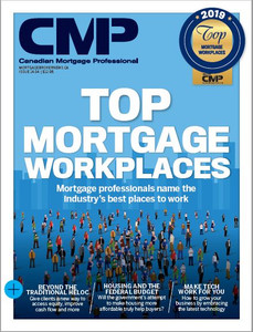 2019 Canadian Mortgage Professional April issue (available for immediate download)