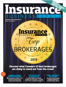 2019 Insurance Business 7.02 issue (available for immediate download)