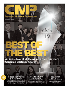 2019 Canadian Mortgage Professional May issue (available for immediate download)