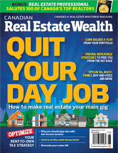 2019 Canadian Real Estate Wealth April issue (available for immediate download)