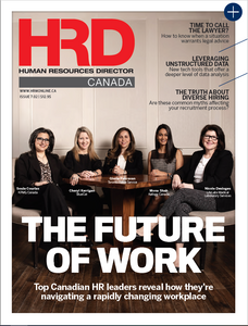 2019 Human Resources Director May issue (available for immediate download)