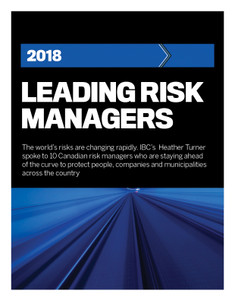 2018 Leading Risk Managers (available for immediate download)