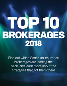 2018 IBC Top 10 Brokerages (available for immediate download)