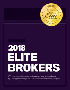 2018 IBC Elite Brokers (available for immediate download)
