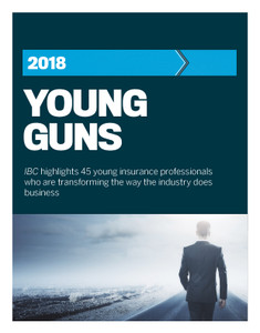 2018 IBC Young Guns (available for immediate download)