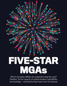 2018 IBC Five-Star MGAs (available for immediate download)