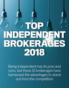 2018 CMP Top Independent Brokerages (available for immediate download)