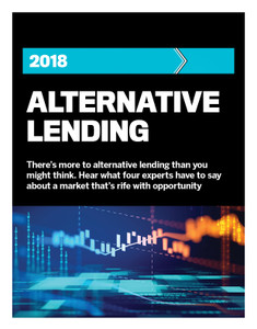 2018 CMP Alternative Lending (available for immediate download)