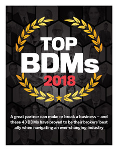 2018 CMP Top Business Development Managers (available for immediate download)