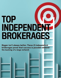 2019 CMP Top Independent Brokerages (available for immediate download)