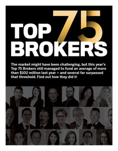 2019 CMP Top 75 Brokers (available for immediate download)