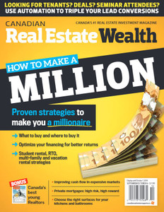 2019 Canadian Real Estate Wealth Sept/Oct issue (available for immediate download)