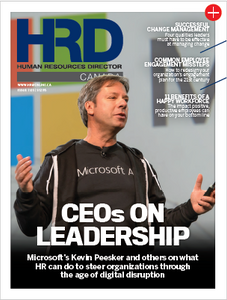 2019 Human Resources Director August issue (available for immediate download)