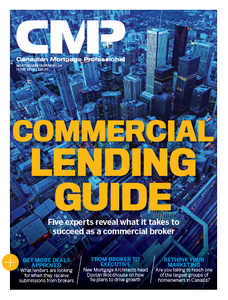 2019 Canadian Mortgage Professional August issue (available for immediate download)