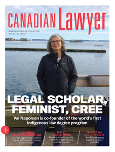 2019 Canadian Lawyer 43.08 (available for immediate download)