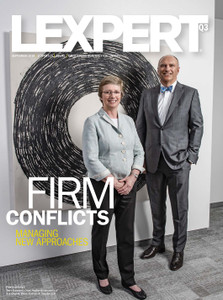 2019 Lexpert Magazine 20.09 (available for immediate download)